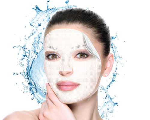 Perfect lifting hydrogel mask