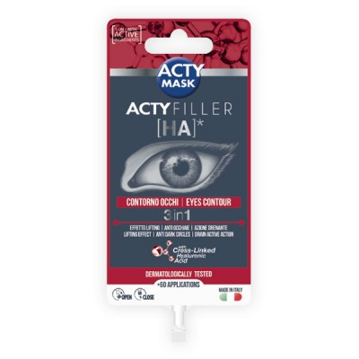 Acty filler contorno occhi 3 in 1 - 15 ml