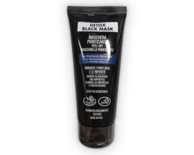 Maschera purificante peel off - 100 ml