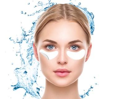 Patch contorno occhihydrogelperfezionanti alle perle naturali